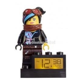 LEGO® - THE LEGO® MOVIE 2™ - ZEGAREK - BUDZIK - WYLDSTYLE KLOCEK - 9003974