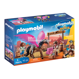 PLAYMOBIL FILM - THE MOVIE - MARLA, DELL I SKRZYDLATY KOŃ - 70074