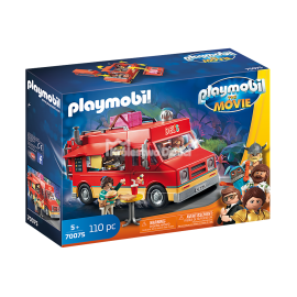 PLAYMOBIL FILM - THE MOVIE - FOOD TRUCK DEL'A - 70075