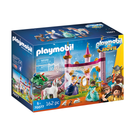 PLAYMOBIL FILM - THE MOVIE - MARLA W BAJKOWYM ZAMKU - 70077