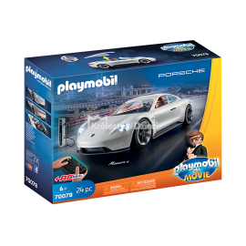 PLAYMOBIL FILM - THE MOVIE - PORSCHE MISSION E REX'A DASHER'A - 70078