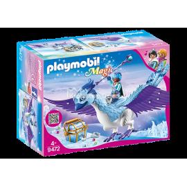 PLAYMOBIL - MAGIC - ZIMOWY FENIKS - 9472