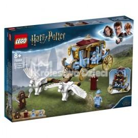 LEGO® - HARRY POTTER™ - POWÓZ Z BEAUXBATONS - PRZYJAZD DO HOGWARTU - 75958
