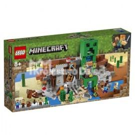 LEGO® - MINECRAFT™ - KOPALNIA CREEPERÓW - 21155