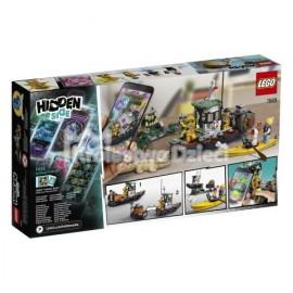 LEGO® - HIDDEN SIDE™ - WRAK ŁODZI RYBACKIEJ - 70419