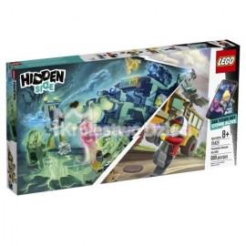 LEGO® - HIDDEN SIDE™ - AUTOBUS DUCHOZWALCZACZ 3000 - 70423