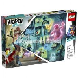 LEGO® - HIDDEN SIDE™ - NAWIEDZONE LICEUM W NEWBURY - 70425