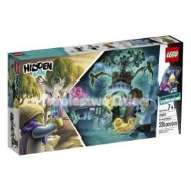 LEGO® - HIDDEN SIDE™ - TAJEMNICZE CMENTARZYSKO - 70420