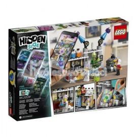 LEGO® - HIDDEN SIDE™ - LABORATORIUM DUCHÓW J.B. - 70418