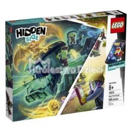 LEGO® - HIDDEN SIDE™ - EKSPRES WIDMO - 70424