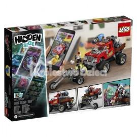 LEGO® - HIDDEN SIDE™ - SAMOCHÓD KASKADERSKI EL FUEGO - 70421