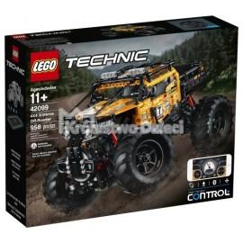 LEGO® - TECHNIC - ZDALNIE STEROWANY POJAZD TERENOWY - 42099