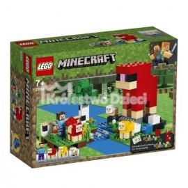 LEGO® - MINECRAFT™ - HODOWLA OWIEC - 21153