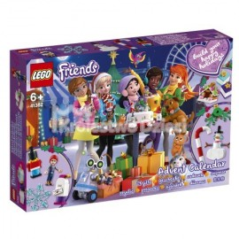 LEGO® - FRIENDS - KALENDARZ ADWENTOWY 2019 - 41382