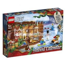 LEGO® - CITY - KALENDARZ ADWENTOWY - 60235