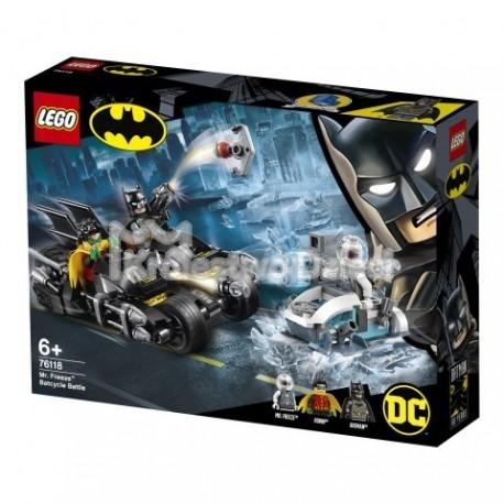 LEGO® - DC COMICS SUPER HEROES - WALKA Z MR. FREEZE'EM - 76118
