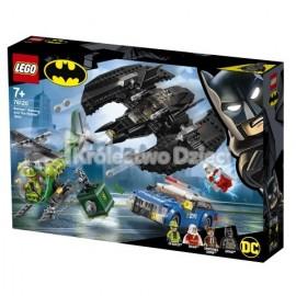 LEGO® - DC COMICS SUPER HEROES - BATMAN: BATWING I NAPAD CZŁOWIEKA ZAGADKI - 76120