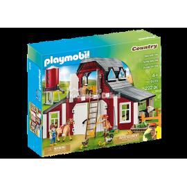 PLAYMOBIL - COUNTRY - GOSPODARSTWO ROLNE Z SILOSEM - 9315