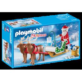 PLAYMOBIL - CHRISTMAS - SANIE ŚWIĘTEGO MIKOŁAJA Z RENIFERAMI - 9496