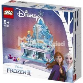 LEGO® - DISNEY PRINCESS™ - FROZEN II - SZKATUŁKA NA BIŻUTERIĘ ELSY - 41168