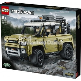 LEGO® - TECHNIC - LAND ROVER DEFENDER - 42110