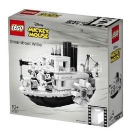 LEGO® - IDEAS - MICKEY MOUSE - PAROWIEC WILLIE - 21317
