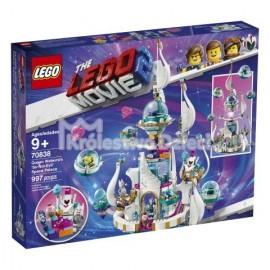 LEGO® PRZYGODA 2™ LEGO MOVIE 2™ - PAŁAC KRÓLOWEJ WISIMI - 70838