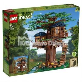 LEGO® - IDEAS - DOMEK NA DRZEWIE - 21318