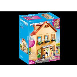 PLAYMOBIL - CITY LIFE - MÓJ MIEJSKI DOMEK - 70014
