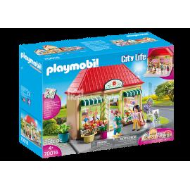 PLAYMOBIL - CITY LIFE - MOJA KWIACIARNIA - 70016