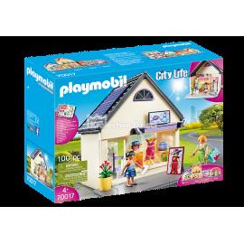 PLAYMOBIL - CITY LIFE - MÓJ BUTIK - 70017