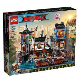 LEGO® NINJAGO® MOVIE™ - DOKI W MIEŚCIE NINJAGO - 70657