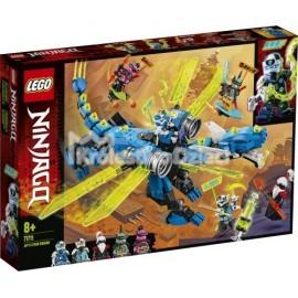 LEGO® - NINJAGO® - CYBERSMOK JAYA - 71711