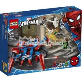 LEGO® - MARVEL SUPER HEROES - SPIDER-MAN KONTRA DOC OCK - 76148