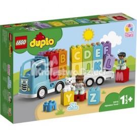 LEGO® - DUPLO® - CIĘŻARÓWKA Z ALFABETEM - 10915