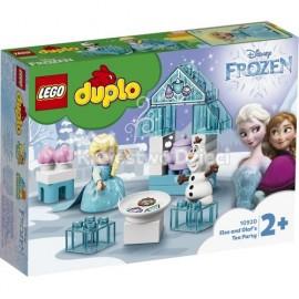 LEGO® - DUPLO® - FROZEN II - POPOŁUDNIOWA HERBATKA U ELSY I OLAFA - 10920