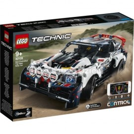 LEGO® - TECHNIC - AUTO WYŚCIGOWE TOP GEAR STEROWANE PRZEZ APLIKACJĘ - 42109