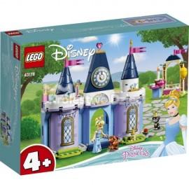 LEGO® - DISNEY PRINCESS™ - PRZYJĘCIE W ZAMKU KOPCIUSZKA - 43178