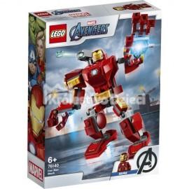 LEGO® - MARVEL AVENGERS - MECH IRON MANA - 76140