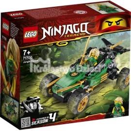 LEGO® - NINJAGO® - DŻUNGLOWY ŚCIGACZ - 71700