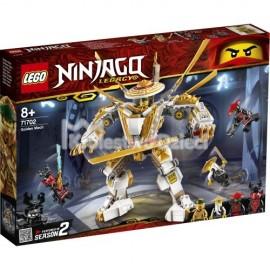 LEGO® - NINJAGO® - ZŁOTA ZBROJA - 71702