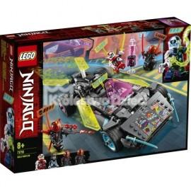 LEGO® - NINJAGO® - LATAJĄCY SAMOCHÓD NINJA - 71710