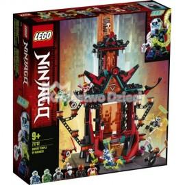 LEGO® - NINJAGO® - IMPERIALNA ŚWIĄTYNIA SZALEŃSTWA - 71712