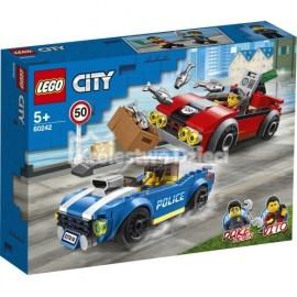 LEGO® - CITY - ARESZTOWANIE NA AUTOSTRADZIE - 60242