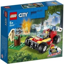 LEGO® - CITY - POŻAR LASU - 60247