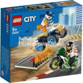 LEGO® - CITY - EKIPA KASKADERÓW - 60255