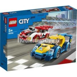LEGO® - CITY - SAMOCHODY WYŚCIGOWE - 60256