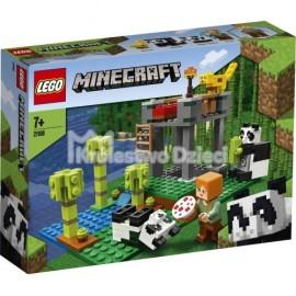 LEGO® - MINECRAFT™ - ŻŁOBEK DLA PAND - 21158