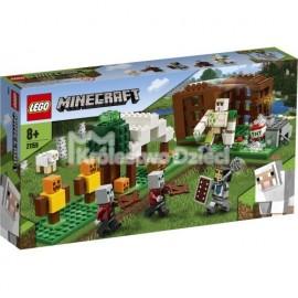 LEGO® - MINECRAFT™ - KRYJÓWKA ROZBÓJNIKÓW - 21159