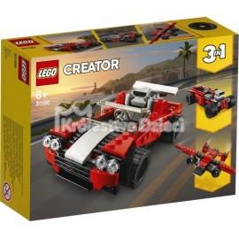 LEGO® - CREATOR - SAMOCHÓD SPORTOWY - 31100